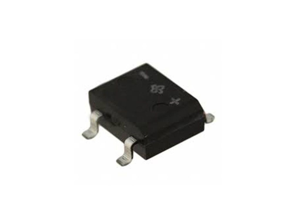SMD DIODE BRIDGE DF04S 400V 1.5A SDIP-4
