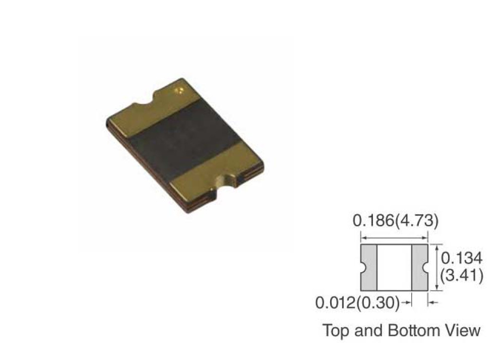 SMD  Resettable Fuses MF-MSMF050-2 PPTC 0.50A 15V 0.15ohm
