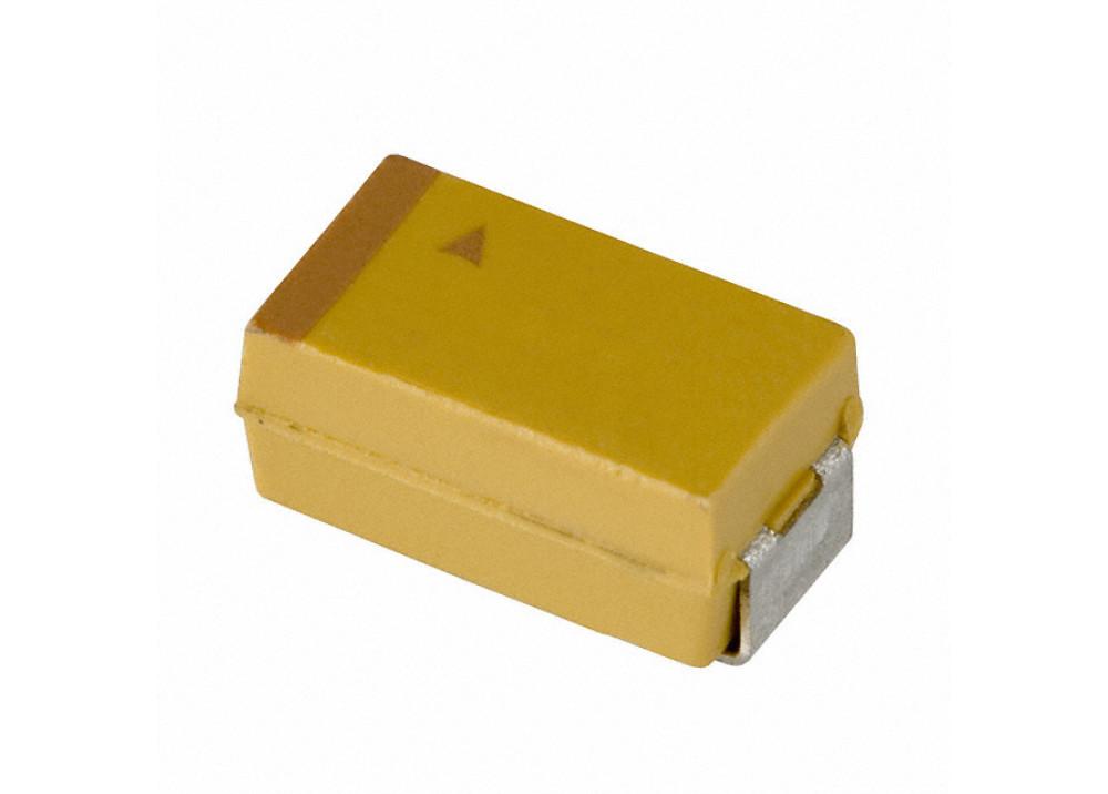 SMD Tantalum Capacitor 100uF 10V 1206 2312