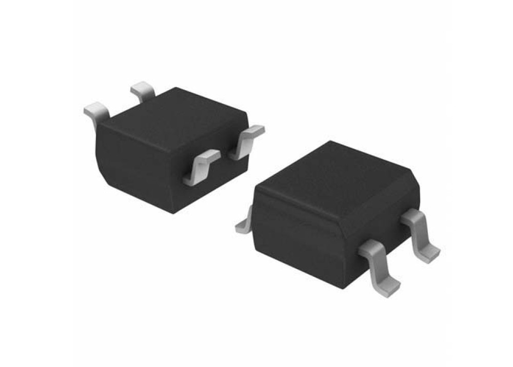 DIODE BRIDGE MB6S 600V 500MA TO-269AA