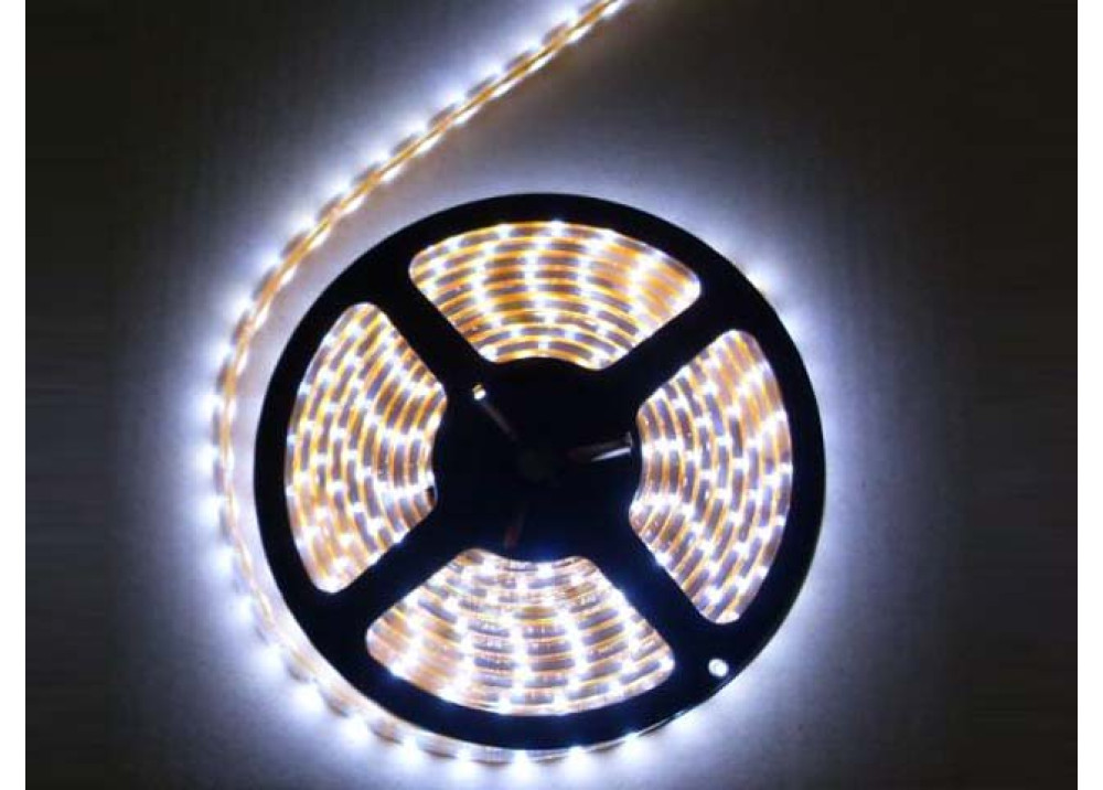 WHITE Light StripLED Roll CLF-5050W-S60 5M