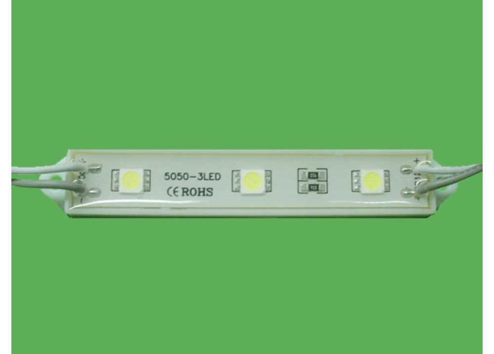 SMD 3LEDS 5050 MODULE WHITE
