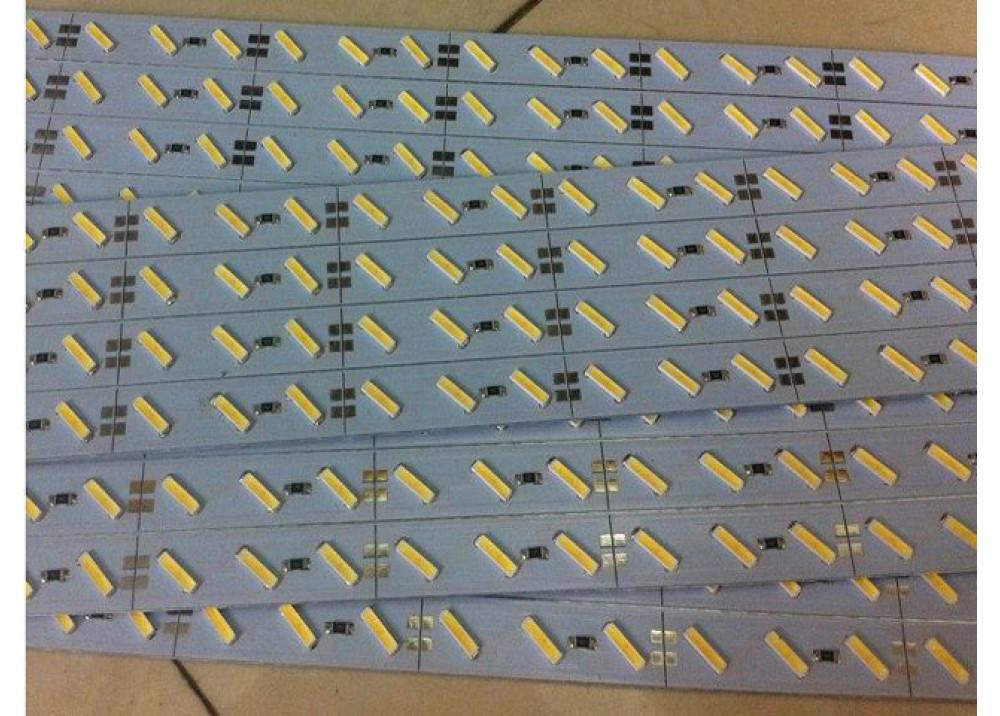 SMD 72LEDS 8520 1M WHITE RIGID strip