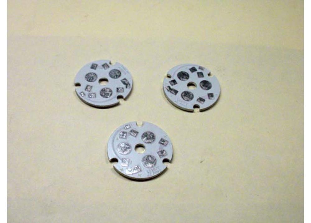 PCB JJ6895 3LEDS