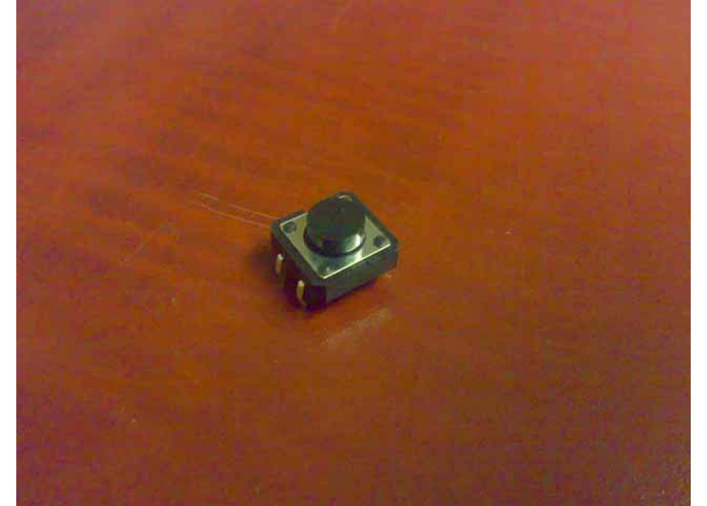 Momentary Tact Switch 12mm 6mm 4P Rounded