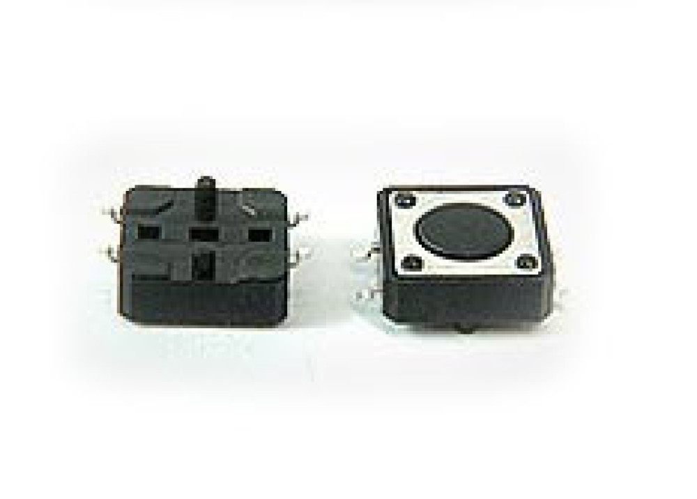 SMD Momentary Tact Switch  12mm 4.3mm 4P