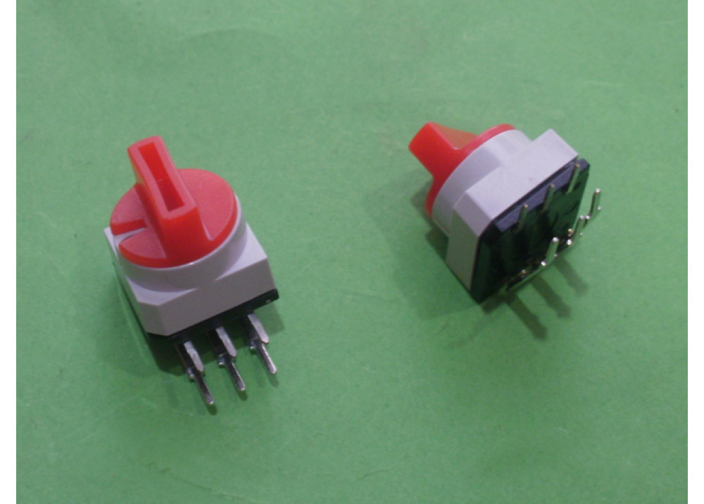 Rotary Switches Hexadecimal rt angle rotary code PT65-501L254