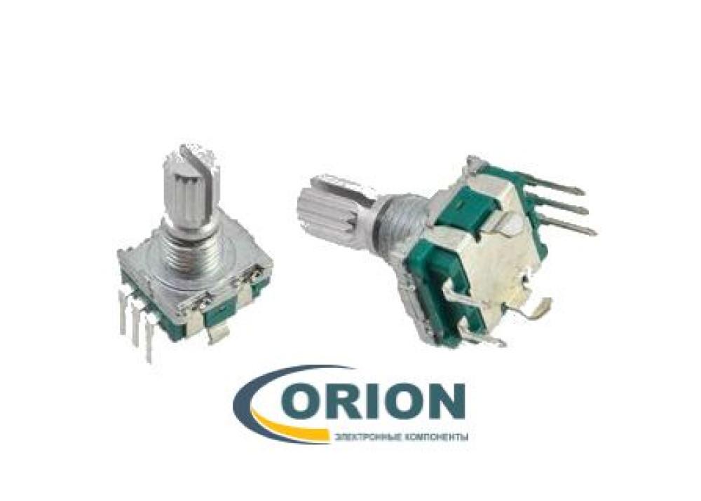 Rotary Encoder w/Switch  EC11-24cc-15kq-s 5P