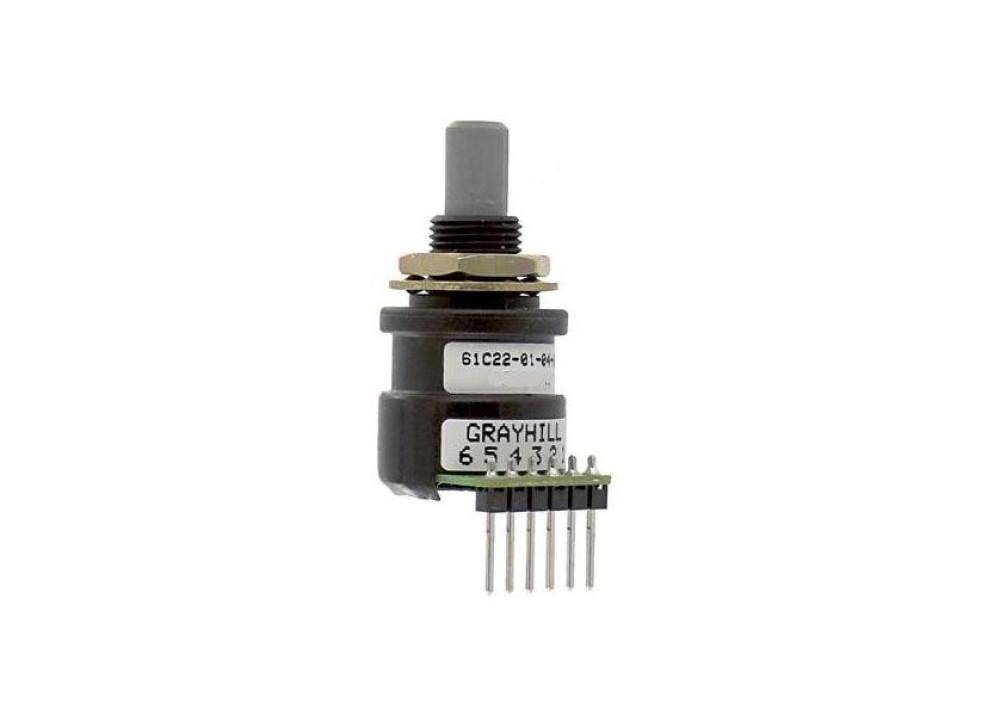 Rotary Encoder 61C22-01-04-02 6P