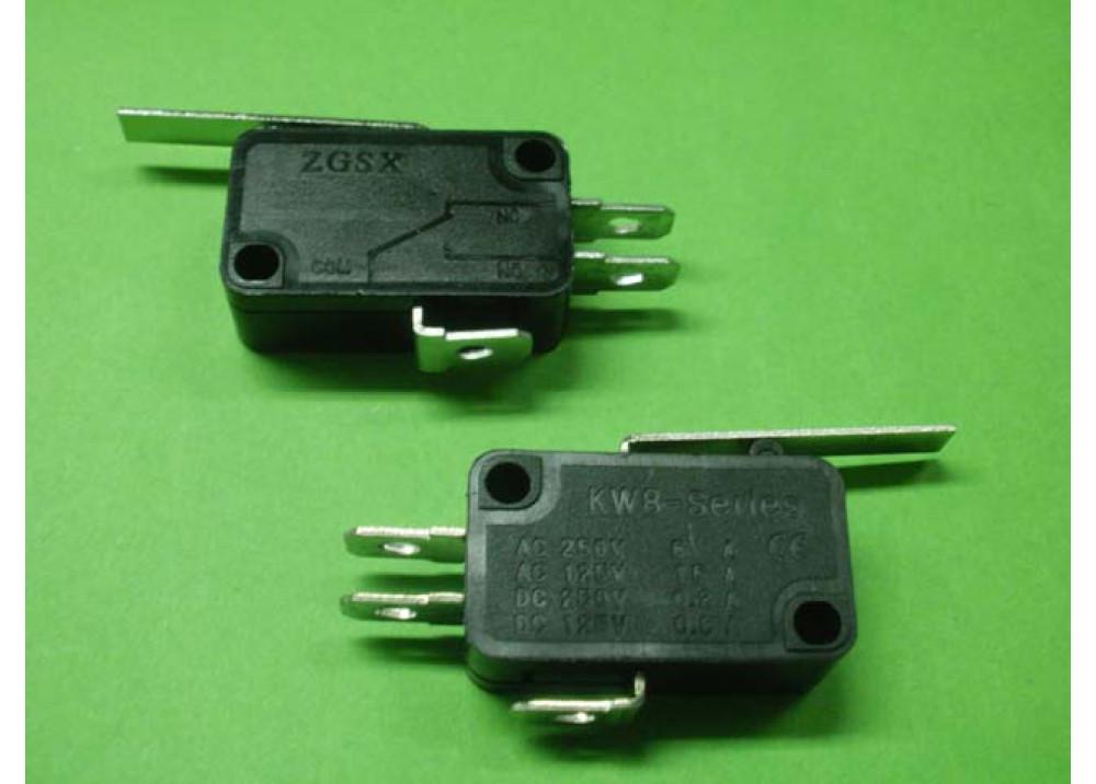 Limit Switch KW11-7-3 16A 250V AC 3P