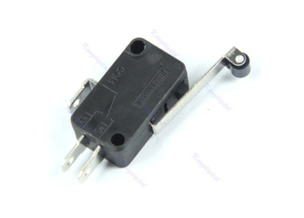Limit Switch Roller Arm Subminiature SPDT 10A 250V 3P