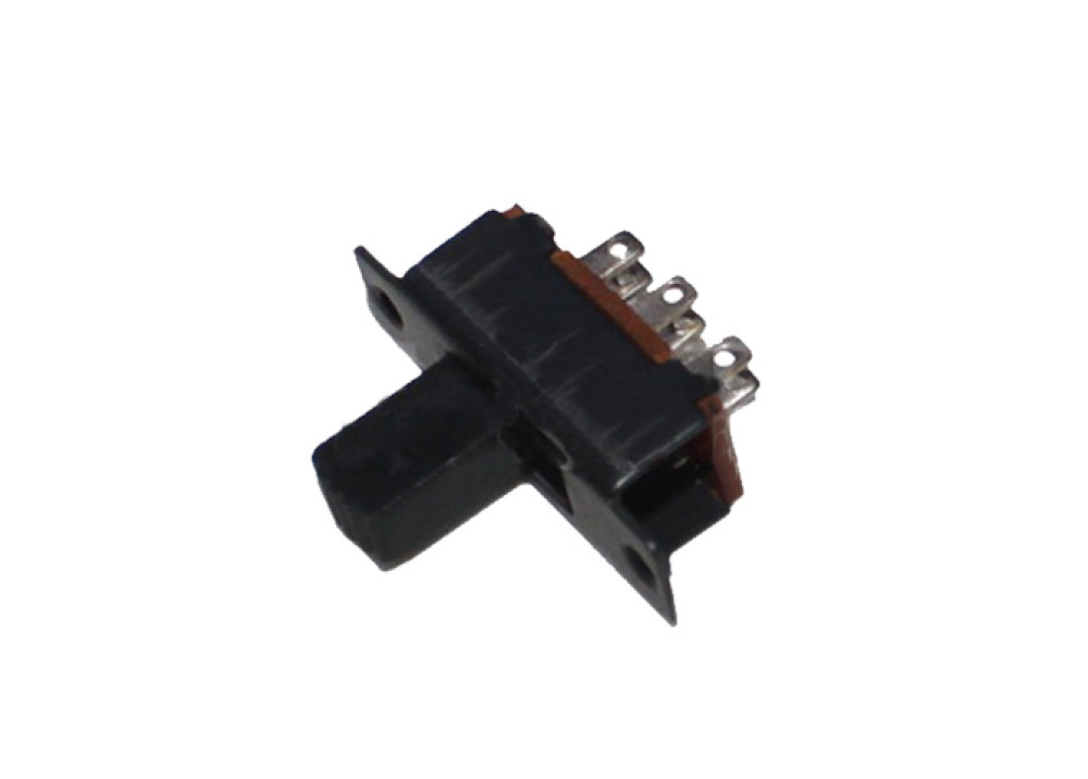 DPDT Miniature Slide Switch ON OFF 6P