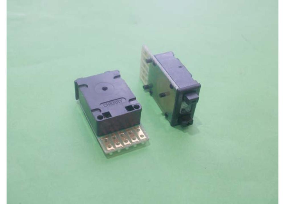 Thumbwheel Switch Hexadecimal SMCD301AK2