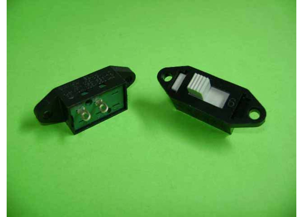 Slide Switch AC 220V 2 Pin Terminal 2p ON OFF