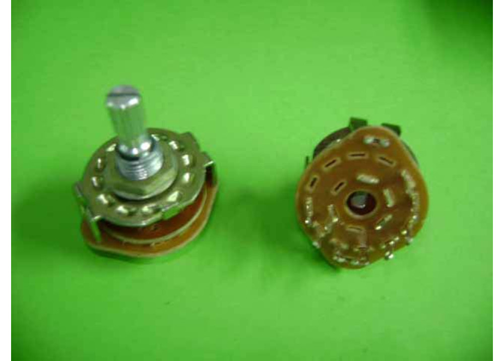 ROTARY SWITCH 8 POSITION