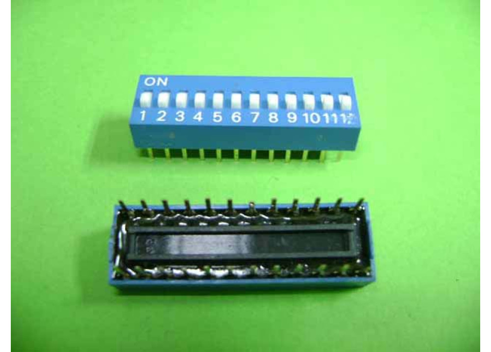 DIP- SWITCH 12P