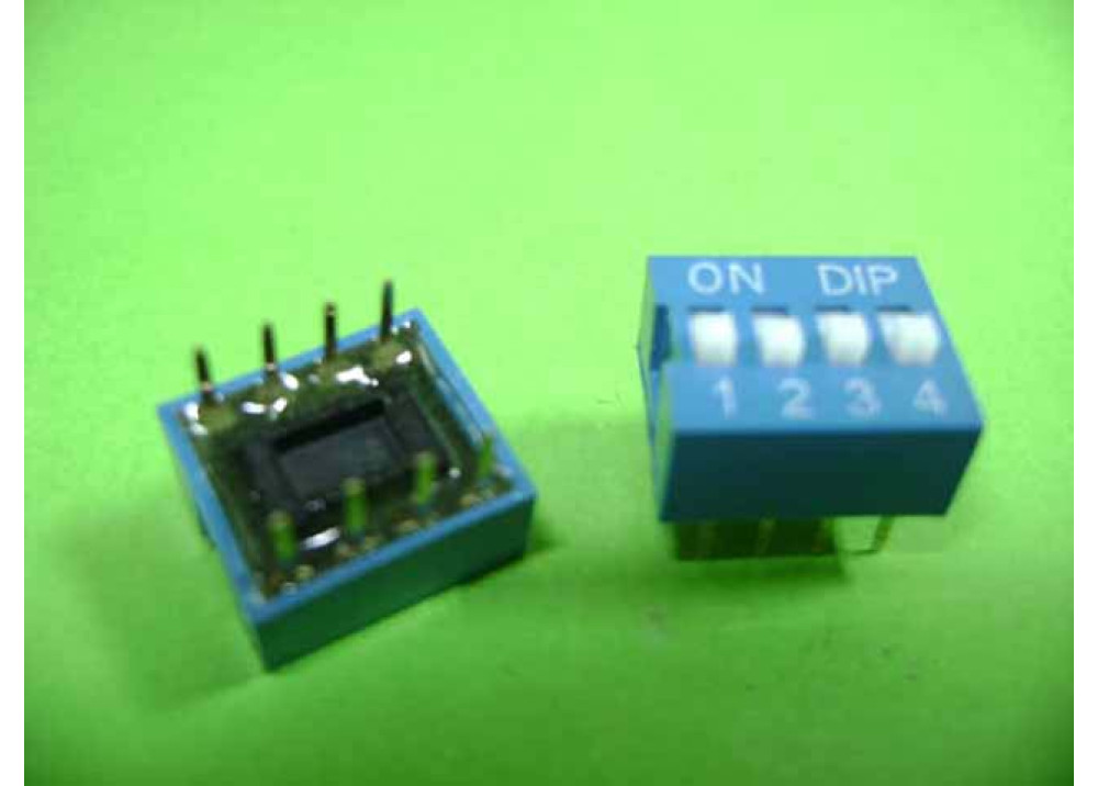 DIP- SWITCH 4P