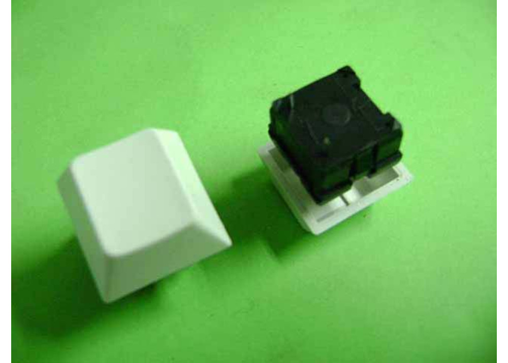 Momentary Tact Switch PCB 14mm Square Button 2P