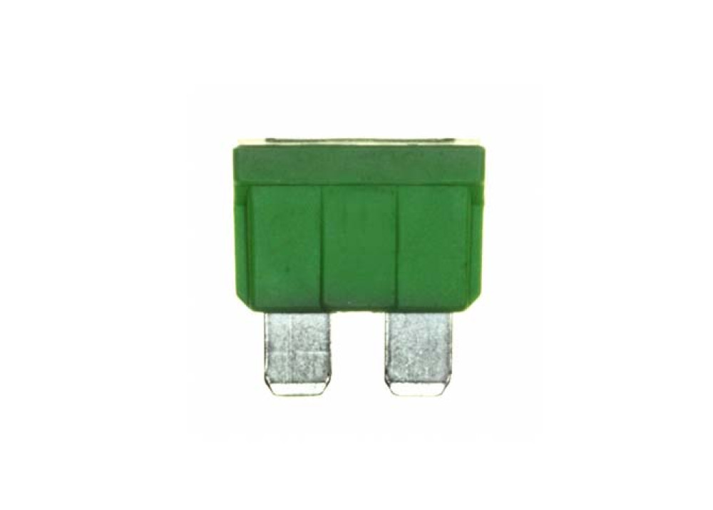 Fuse Car Green Big 30A