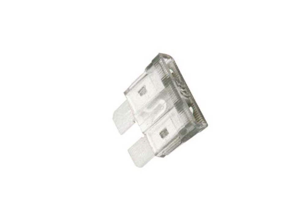 Fuse Car White Big 25A