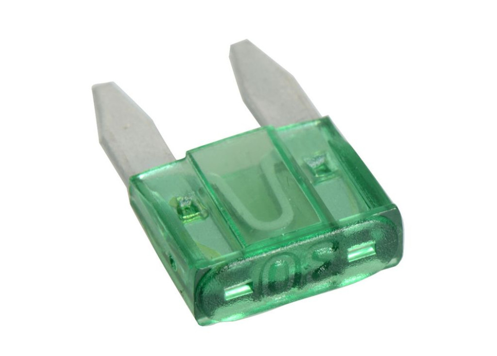 Fuse Car Green Small 30A