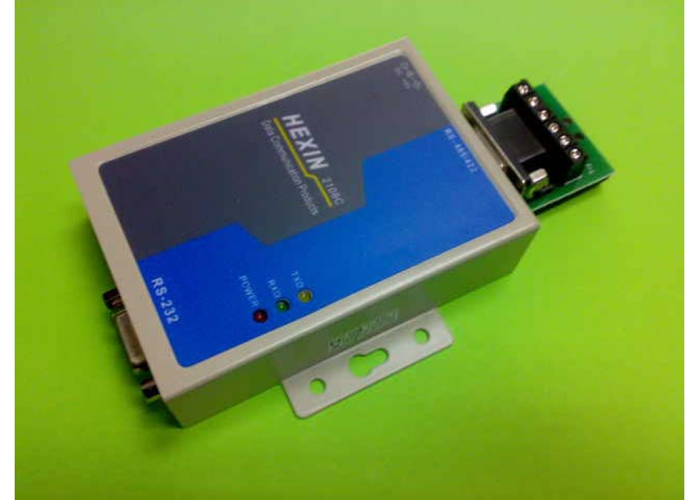 CONVERTER HXSP2108C RS232 TO RS485/422