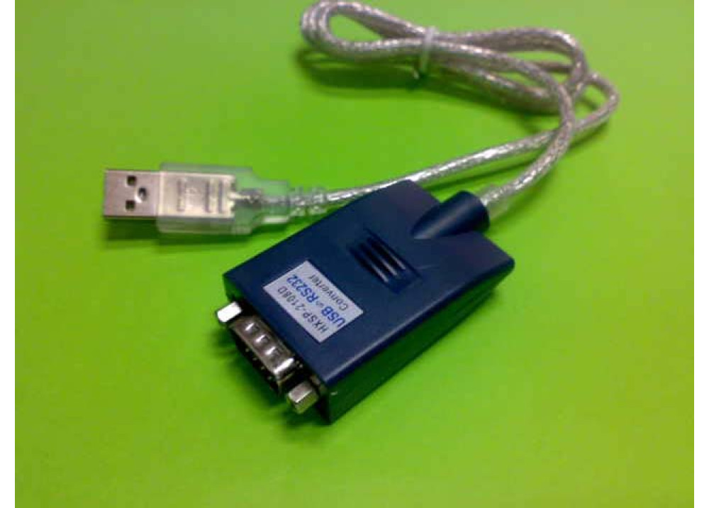 CONVERTER HXSP2108D USB TO RS232