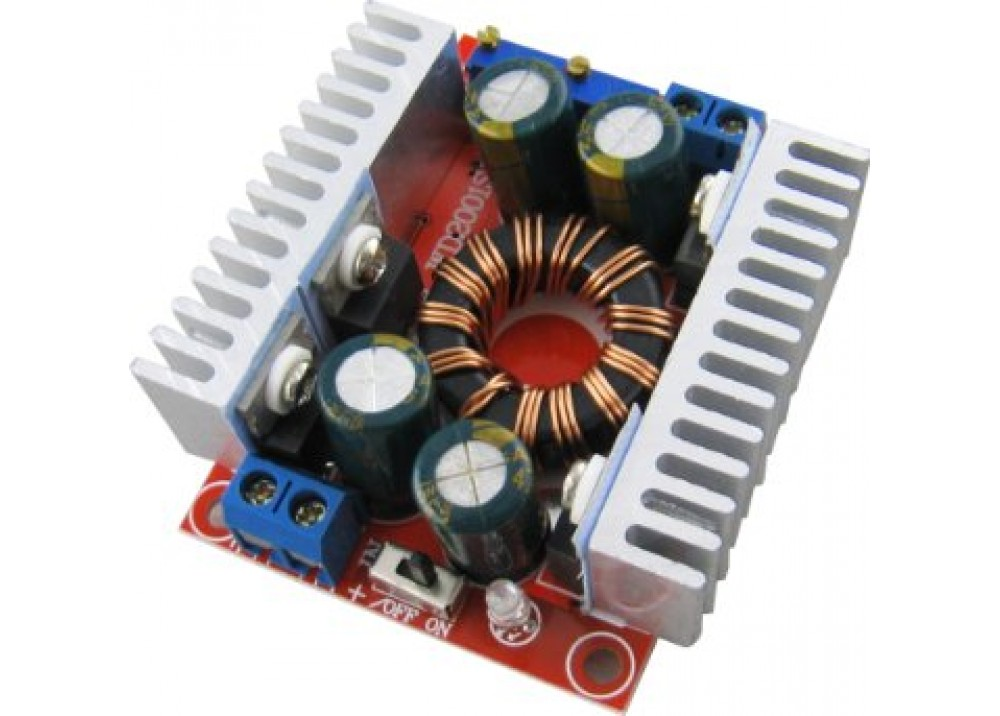 DC-DC Boost/Buck CONVERTER 100W  IN 5~30V OUT 1.25~30