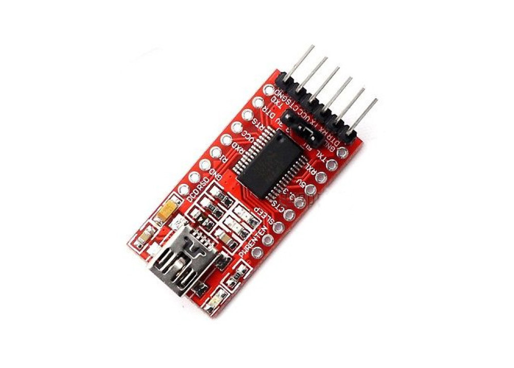 FT232RL FTDI USB TO RS232 Serial TTL Module  USB TO UARTAdapter Module for Arduino Mini Port