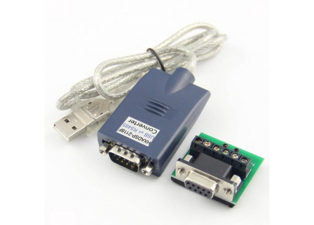 CONVERTER HXADSP-2118F USB TO RS485