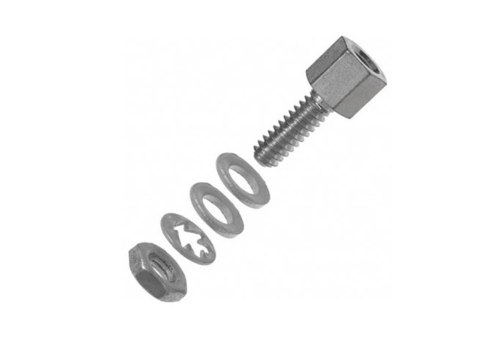 FEMALE SCREW LOCK 13mm