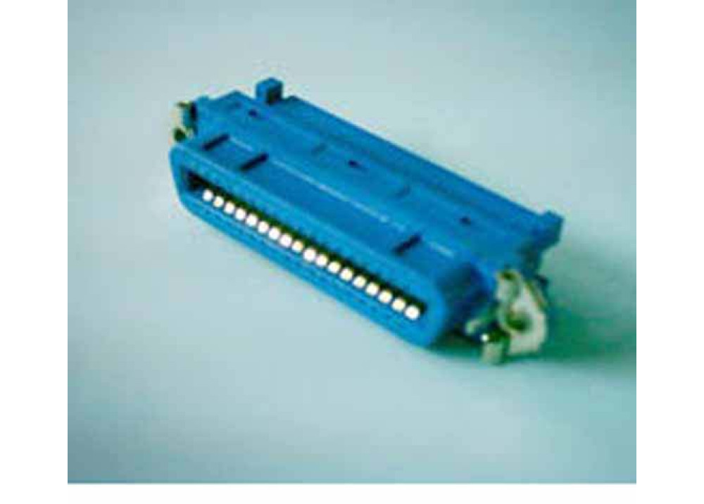 Female centronics  IDC connnector 36P  Wire To Wire