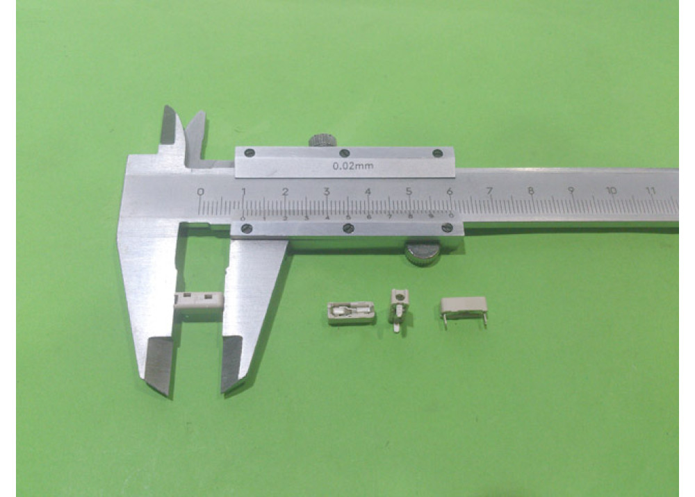 Mini PCB terminal block