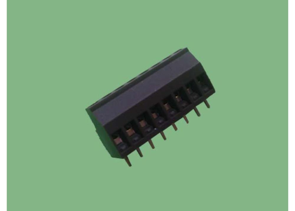 Terminal block  PCB 8P