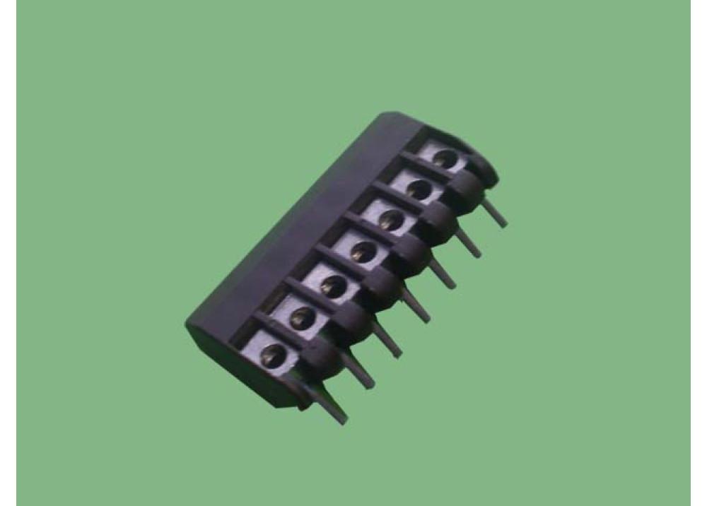 Terminal block PCB R 7P 5mm