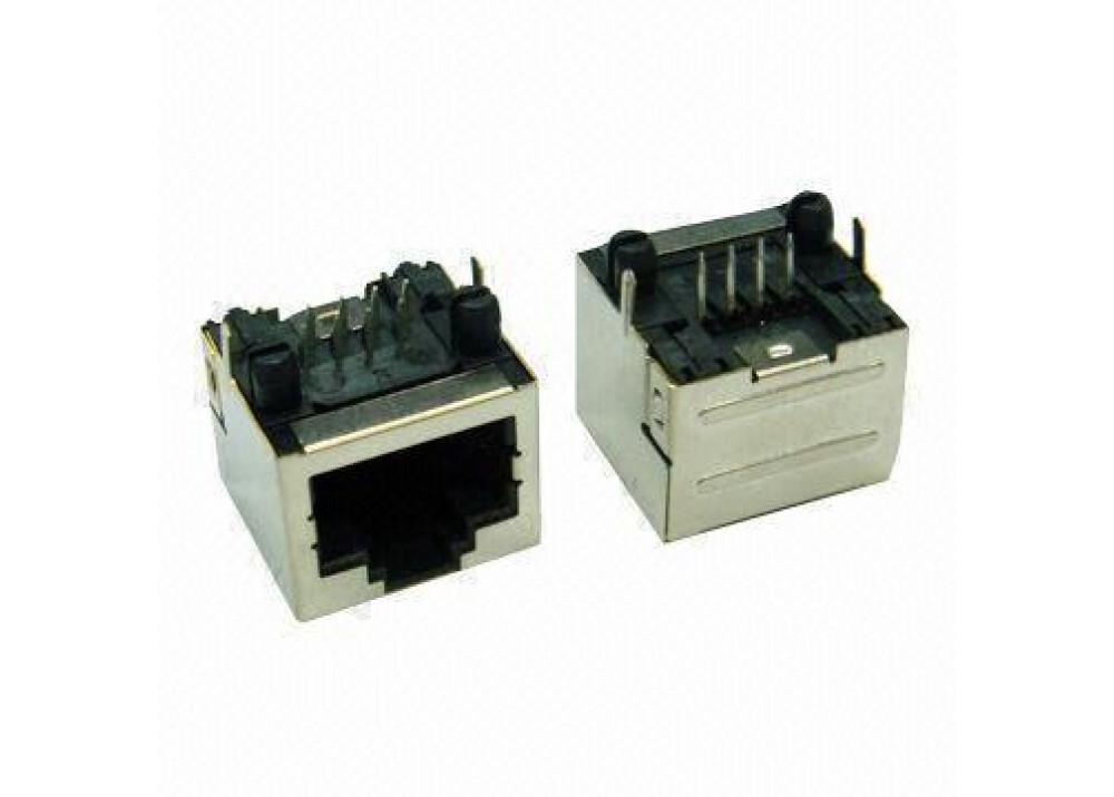 RJ45 PCB female connector