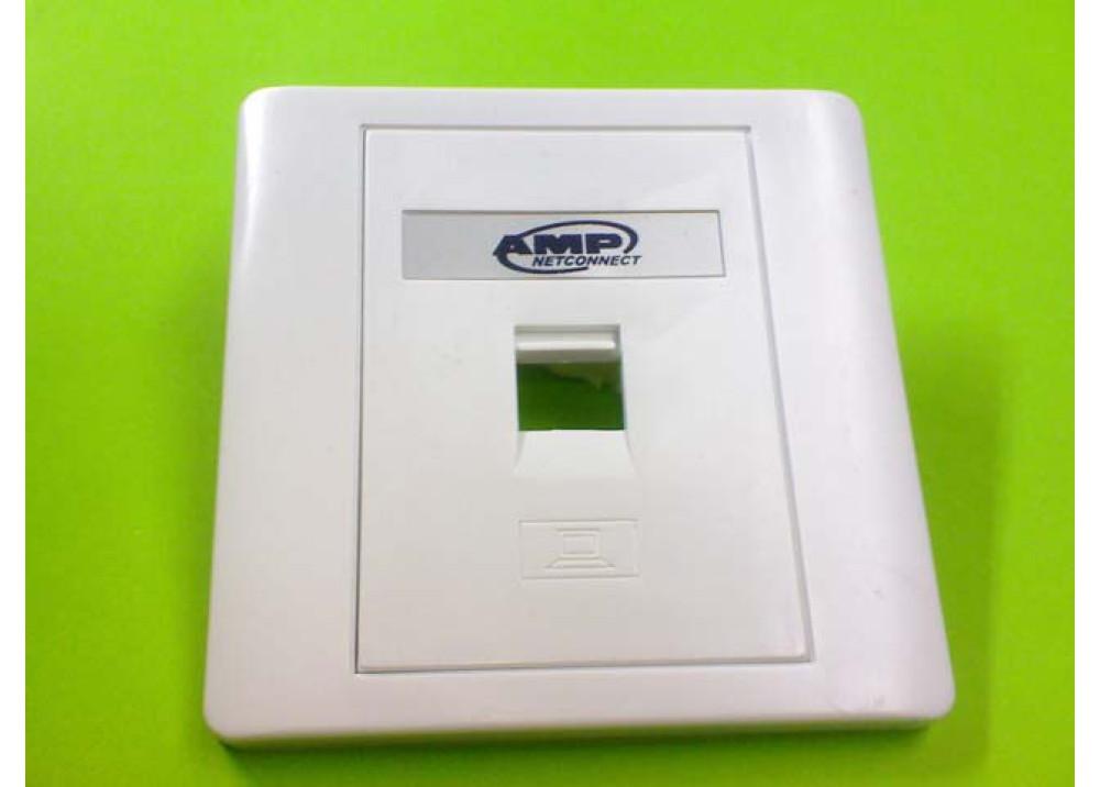 NETBOX AMP RJ45 COV1