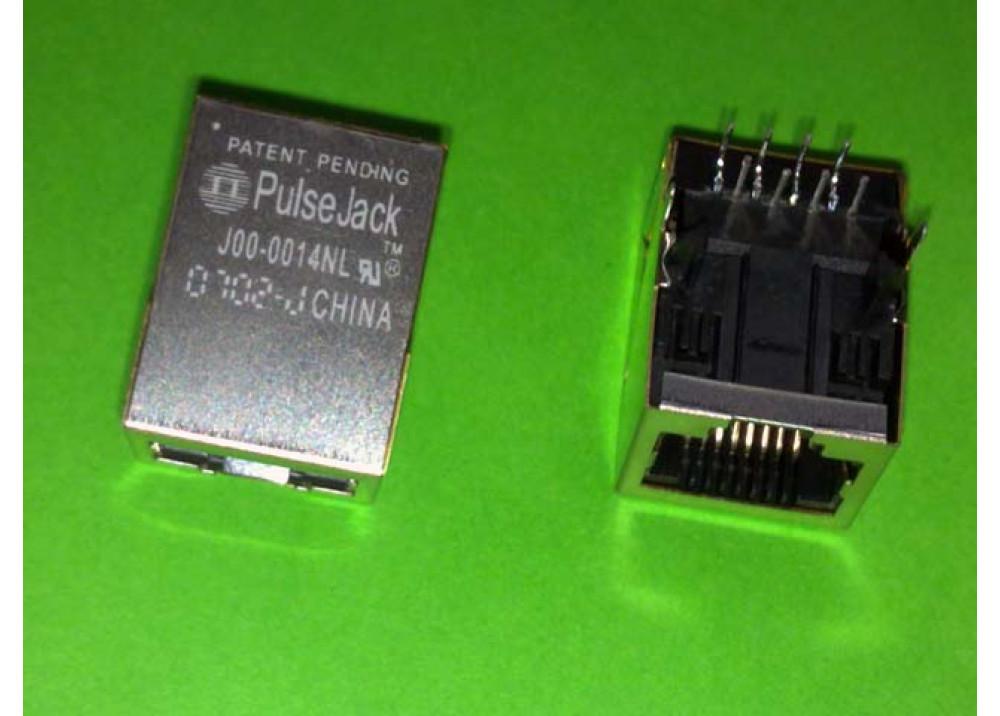 RJ45 PCB J00-0014NL