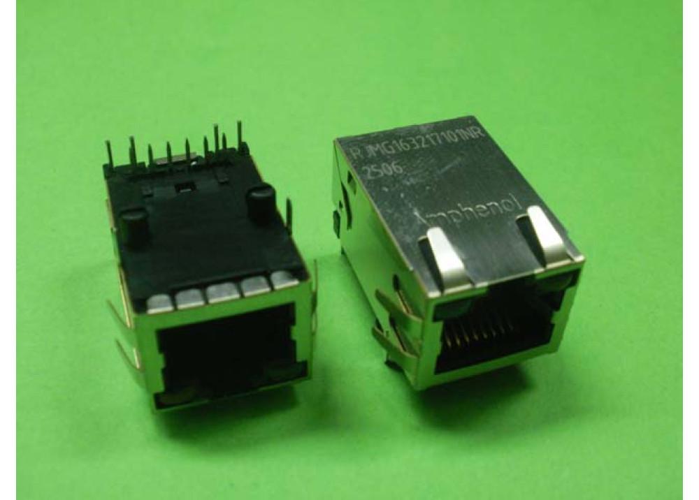 RJ45+LED RJMG163217101NR