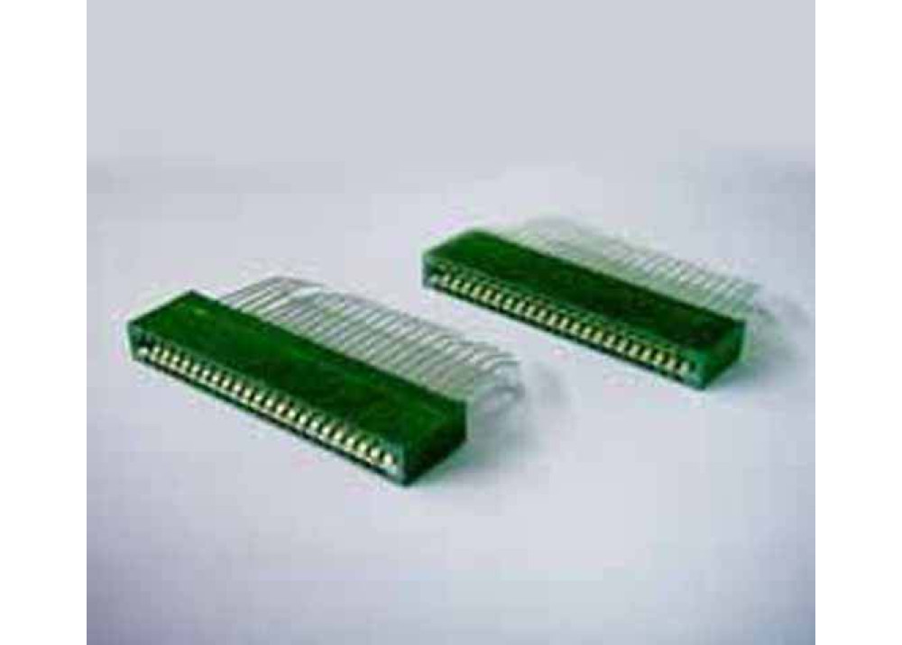 Card Edge Connector PCB 2.54mm Pitch 44P