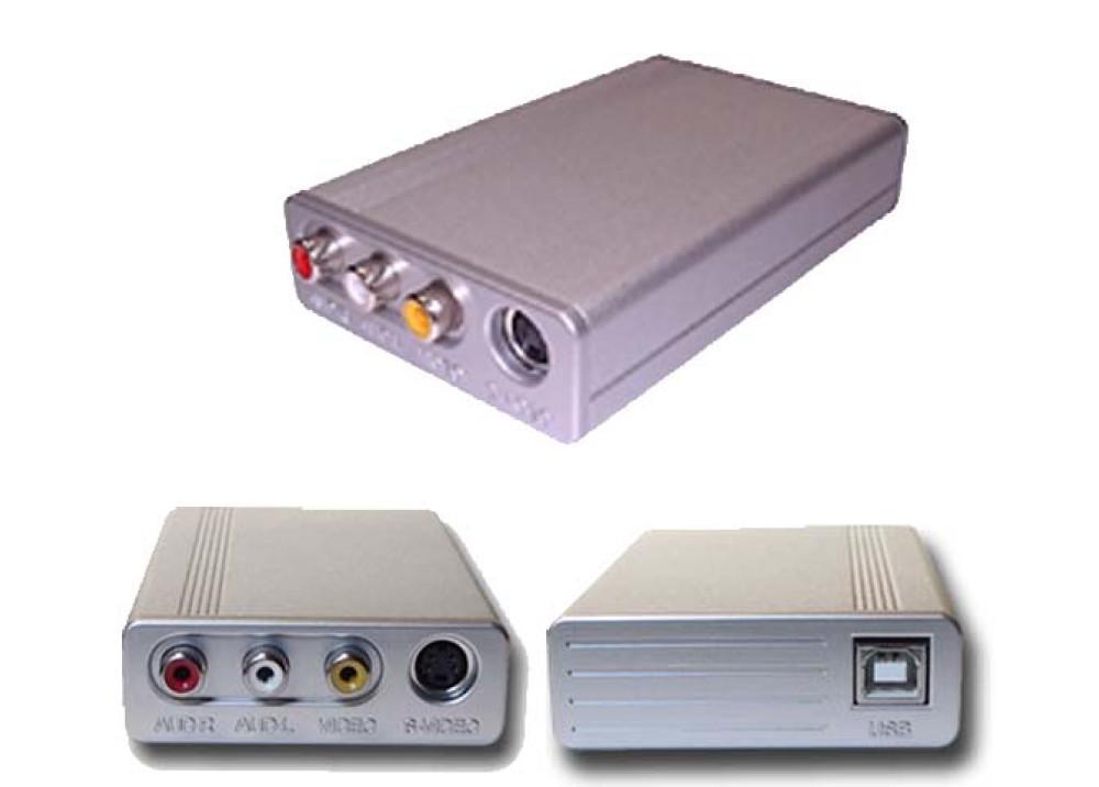 USB2.0 Video/Audio Capture Box PV-358C