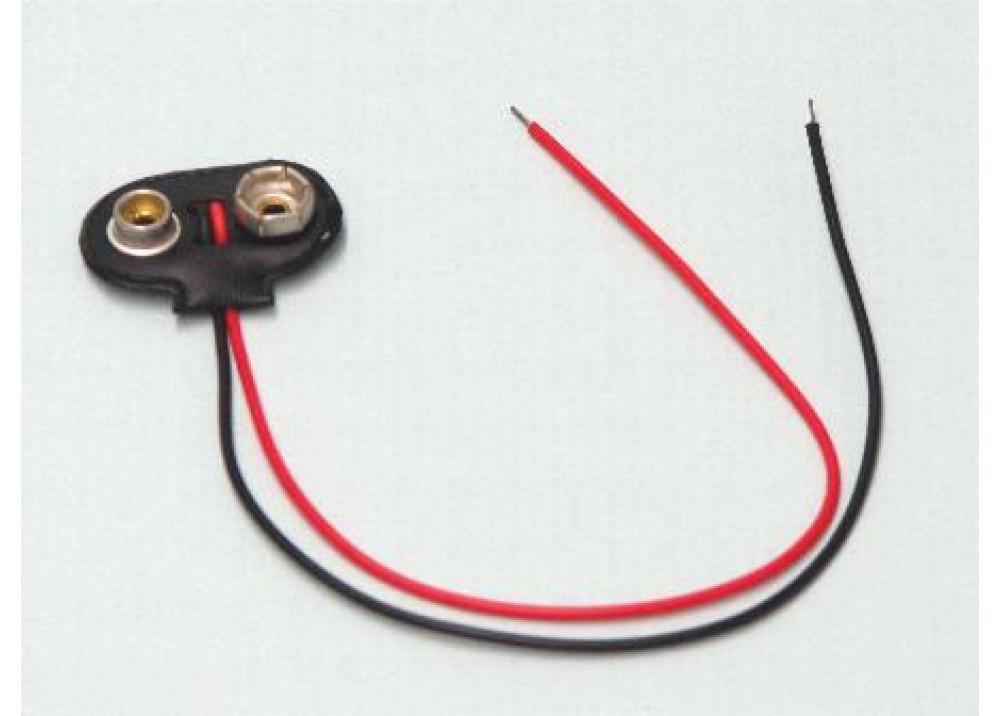 Battery Connector-9V