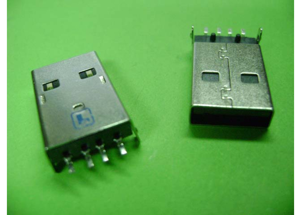 JK-USB TYP A-Male-PCB-SMD