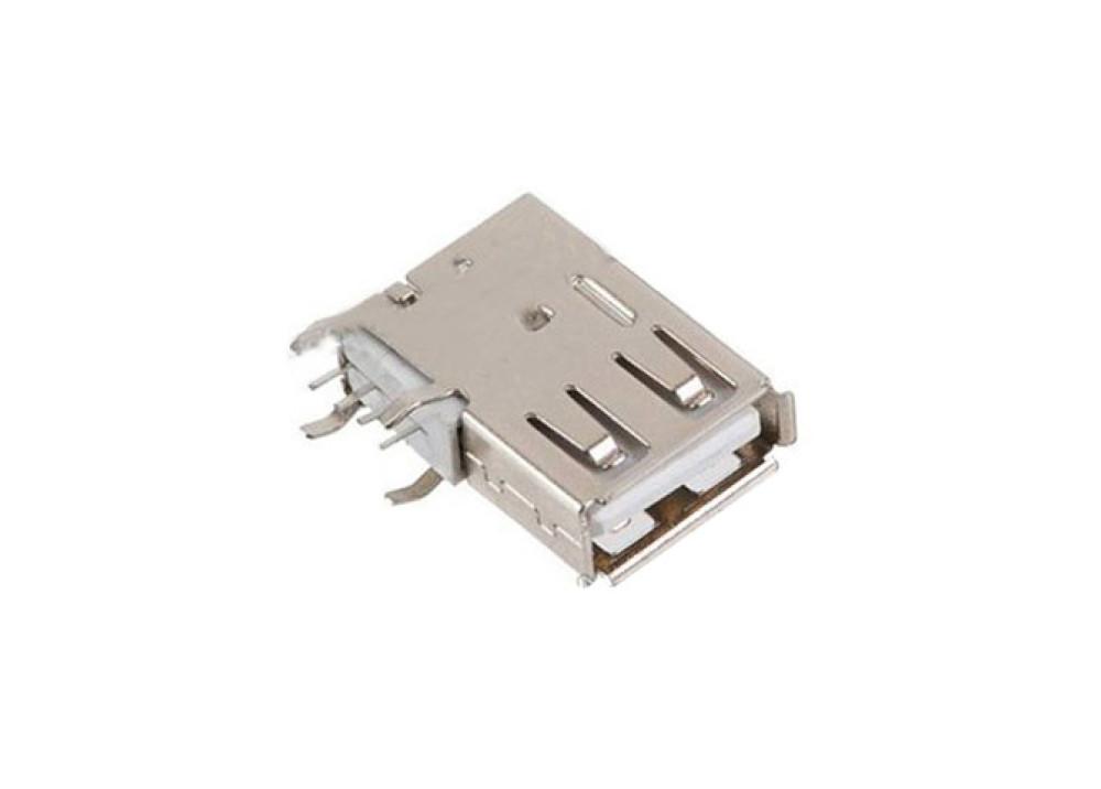 JK USB A F R PCB LONG