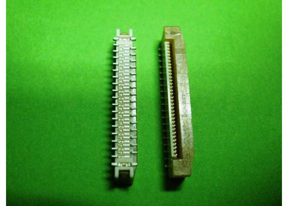 SMD FLEX CABLE CON 0.325mm 32P