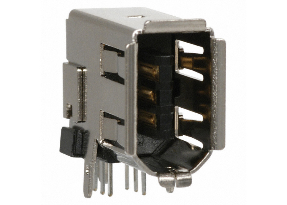 Firewire IEEE1394 Through Hole Right Angle
