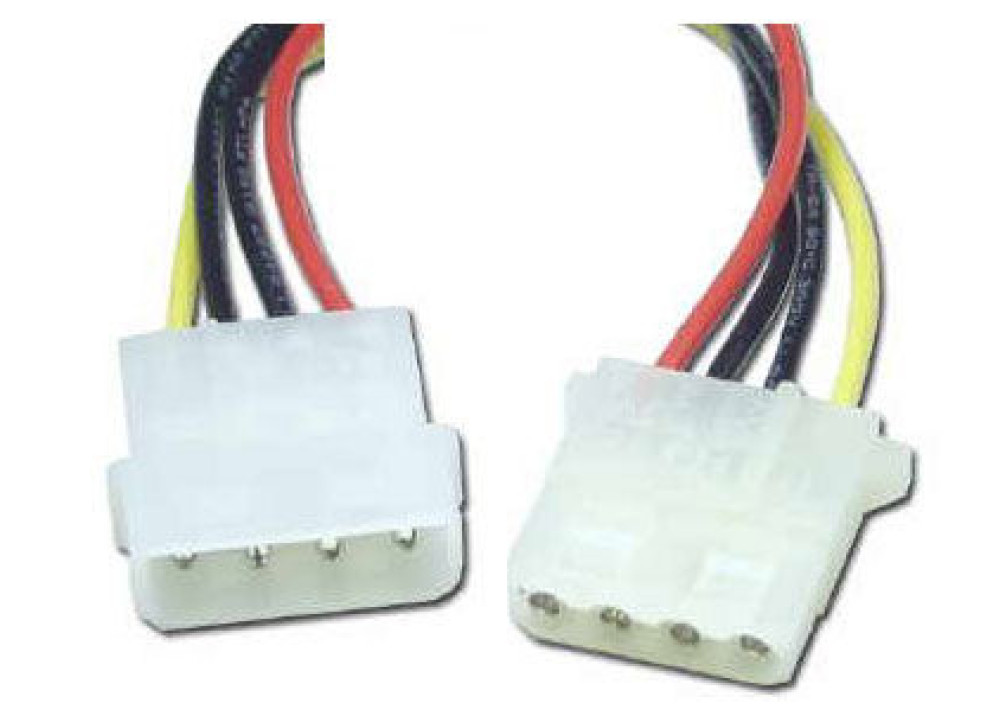 Molex AMP 1-480424-0  Connector 5.08mm 4P(Plug+Receptacle) Housing