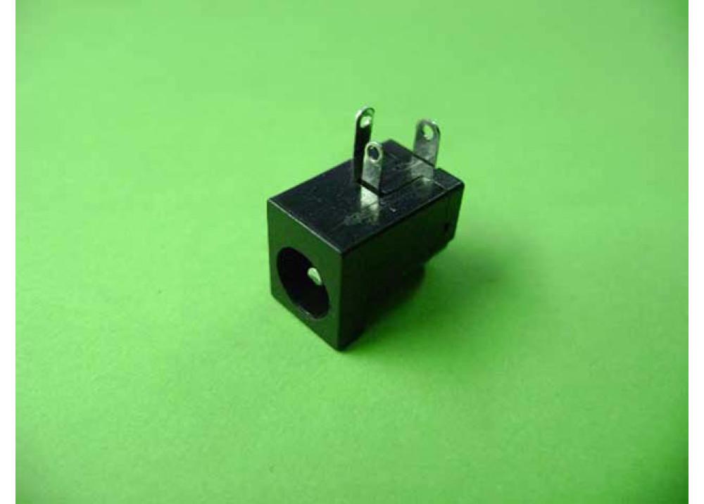 DC Power Jack PCB Mount 2X5.7mm