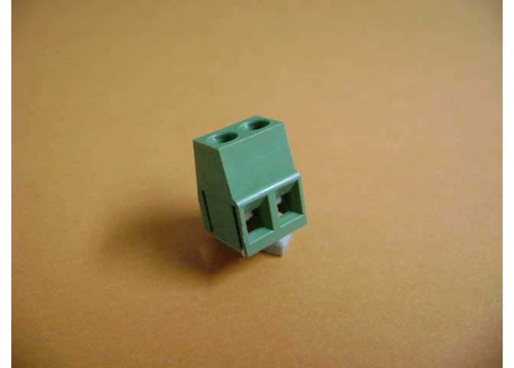 PCB screw terminal block KF128 PCB 2P 5.08mm