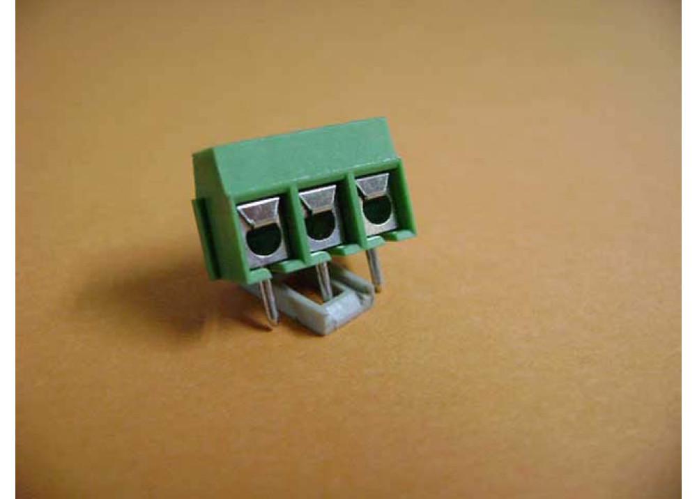 PCB Screw Terminal Block 5mm3P